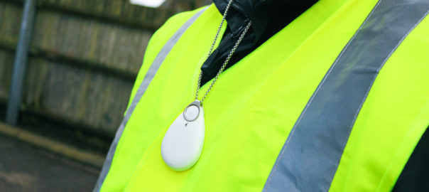 Personal Alarm for Lone Workers